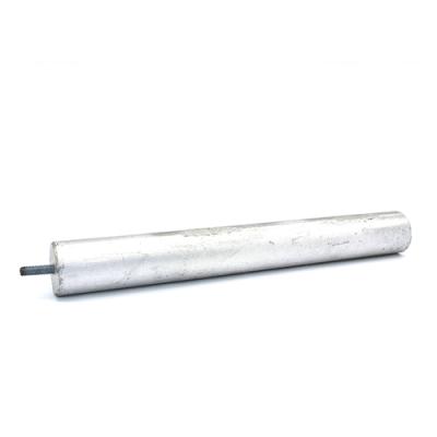 Анод магниевый диаметр 25мм длина 200мм  с резьбой М5 и с короткой шпилькой