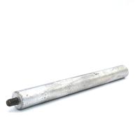 Анод магнієвий діаметр 20мм довжина 200мм з різьбою М8 і з короткою шпилькою