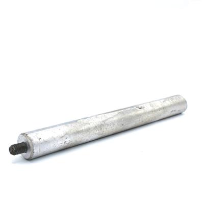 Анод магниевый диаметр 20мм длина 200мм  с резьбой М8 и с короткой шпилькой
