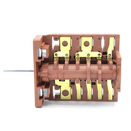 Перемикач п'ятипозиційний Argeson AC 606 A