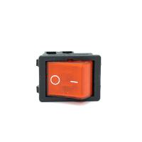 Кнопка включення / вимикання одинарна з світлодіодом Setel