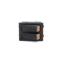 Кнопка включення / вимикання подвійна без світлодіода Setel