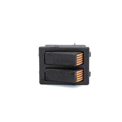 Кнопка включения/выключения двойная без светодиода  Setel