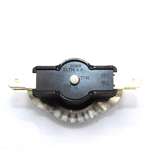 Аварийный  термостат биметаллический Elth 90 °C