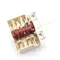 Переключатель 7-позиционный Dreefs 5HE/066 стеклокерамических конфорок