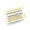 Переключатель семипозиционный Dreefs 11HE/005 стеклокерамических конфорок электроплит Mastercook