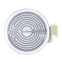 Электроконфорка E.G.O. для стеклокерамических поверхностей 1700W диаметр 200/180 мм
