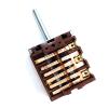 Перемикач E.G.O. 46.25866.509 електроплит і духовок Gefest
