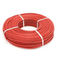 Провод (кабель) термостойкий +250°С медный Elcab 6,0 SIAF-XT