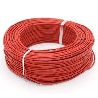 Провід (кабель) термостійкий мідний Elcab 1,0 SIAF