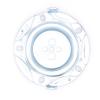 Фланец оцинкованный диаметр 125 мм для водонагревателя (бойлера) Ariston оригинал