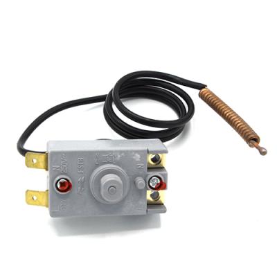 Аварийный  термостат капиллярный  FSTB 90 °C