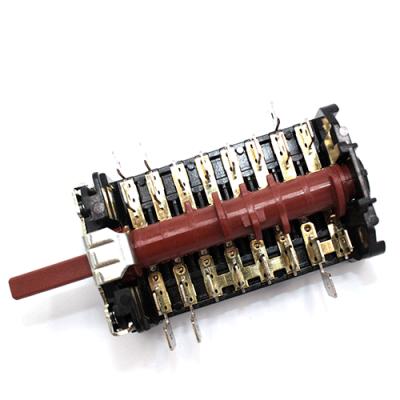Переключатель Gottak 7La 800810K для электроплит и духовых шкафов