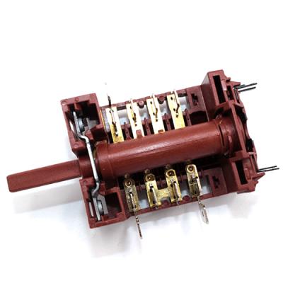 Переключатель Gottak 7La 820405 для электроплит и духовых шкафов