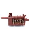 Перемикач Gottak 7La 830500 для електроплит і духовок De Luxe, Ardo, Indesit, Ariston, Hansa, Beko, Gorenje, Kaiser, Amica
