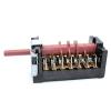 Перемикач Gottak 7La 860705K для електроплит і духовок Candy, Beko, Hansa, Orion, Amica, Kaiser