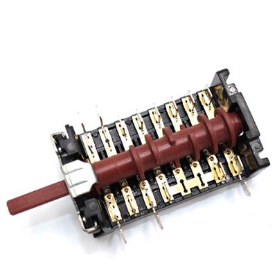 Переключатель Gottak 7La 870800K электроплит и духовых шкафов