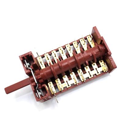 Переключатель Gottak 7La  880805 для электроплит и духовых шкафов