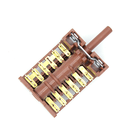 Перемикач Gottak 7La  870643 для електроплит і духовок Minola, Zanetti