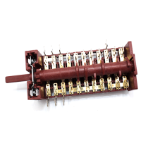 Перемикач Gottak 7La 801001 для електроплит і духовок