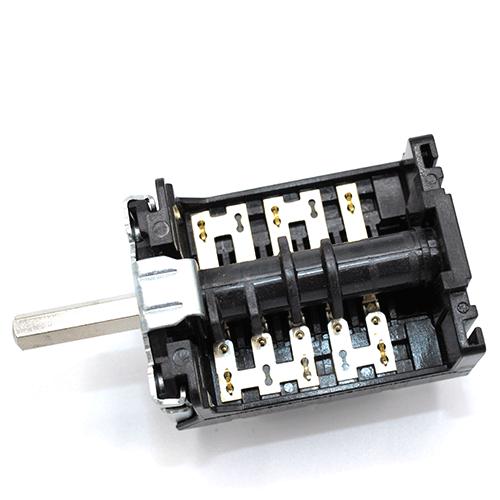 Переключатель Gottak 7La 840511K  электроплит и духовых шкафов европейских производителей