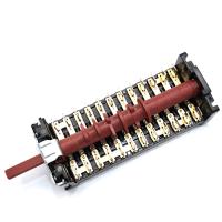 Перемикач Gottak 7La 891202K для електроплит і духовок