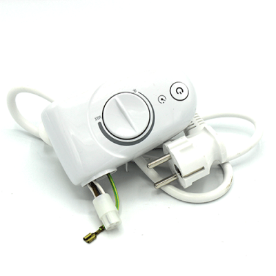 Термостат аналоговый HT NTC от +7°С до +30°С с таймером (цвет белый)