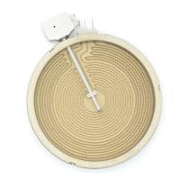 Електроконфорка Kawai 1700W (700W + 1000W) діаметр 200 мм 3 контакти для склокерамічних поверхонь