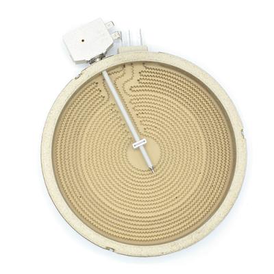 Электроконфорка Kawai 1700W (700W+1000W) диаметр 200 мм 3 контакта для стеклокерамических поверхностей