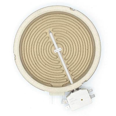 Электроконфорка Kawai 1200W диаметр 165 мм 4 контакта для стеклокерамических поверхностей