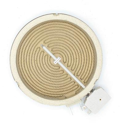 Электроконфорка Kawai 1200W диаметр 165 мм 2 контакта для стеклокерамических поверхностей