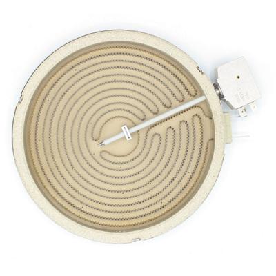Электроконфорка Kawai 1800W диаметр 200 мм 2 контакта для стеклокерамических поверхностей