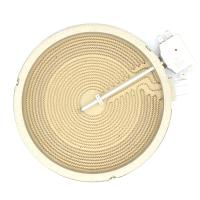 Електроконфорка Kawai 1700W (700W + 1000W) діаметр 200 мм 5 контактів для склокерамічних поверхонь