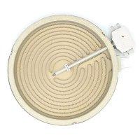 Електроконфорка Kawai 1800W діаметр 200 мм 4 контакти для склокерамічних поверхонь