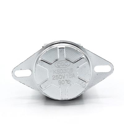 Аварийный  термостат-отсекатель  KSD 306 90 °C для бойлеров