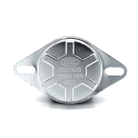 Аварійний  термостат-відсікач  KSD 306 80 °C для бойлерів