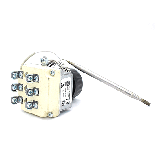 Термостат капиллярный  трехполюсный TC-1R30KM MMG-3/120°C