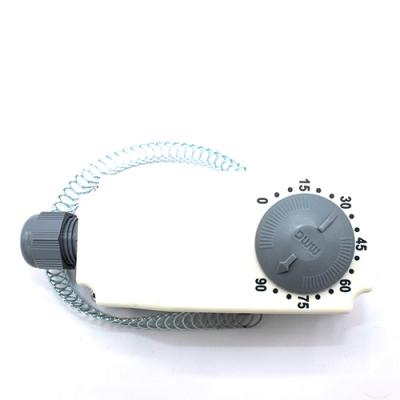 Термостат MMG биметаллический  накладной 90°C