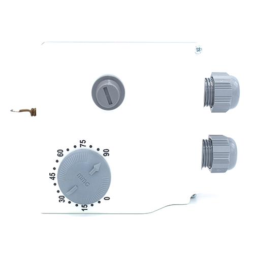 Термостат с аварийной защитой 2/2-P-RE/B-MT MMG капиллярный 90°C