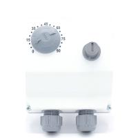 Термостат з аварійної захистом 2/2-P-RE / B MMG патронний 90 °C