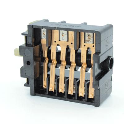 Переключатель ПМ16-5-06 ТЭНов электродуховки