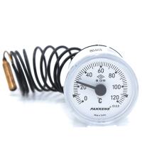 Капілярний термометр Pakkens діаметром 40 мм 120 °C