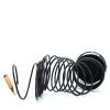 Капілярний термометр Pakkens діаметром 52 мм 120 °C 2 метра для автоклаву, коптилок, сауни, бані, лазні, котлів, буферних ємностей, систем опалення