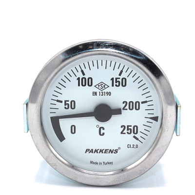 Капиллярный термометр Pakkens диаметром 60 мм 250 °C 1 метр