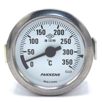 Капиллярный термометр Pakkens диаметром 60 мм 350 °C 1 метр