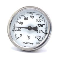 Термометр патронного типа  Pakkens 5 см диаметром 63 мм 160 °C