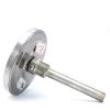 Термометр патронного типа  Pakkens 10 см диаметром 100 мм 120 °C для автоклавов, коптилок, сауны, бани, котлов, буферных емкостей, систем отопления