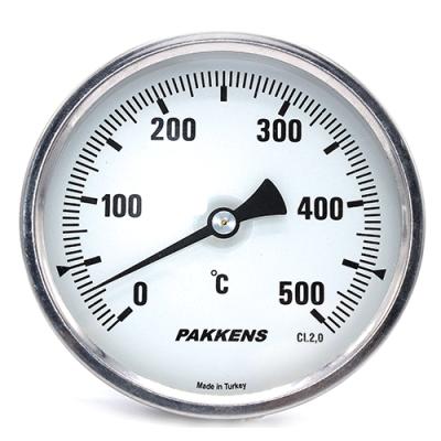 Термометр патронного типа  Pakkens 10 см диаметром 100 мм 500 °C