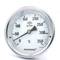 Термометр патронного типу  Pakkens 10 см діаметром 100 мм 350 °C