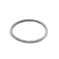 Прокладка кругле кільце  під блок ТЕН  з різьбою 1 1/2 дюйма діаметром 50/48 мм